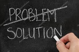 RITUEL POUR TROUVER UNE SOLUTION À UN PROBLÈME